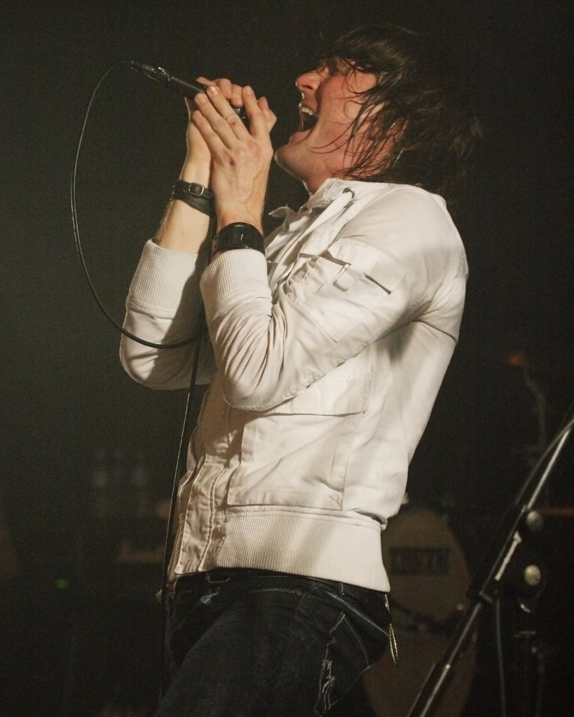 anberlin singer